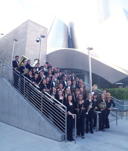TYWO at Disney Concert Hall
