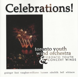 Celebrations CD cover