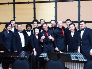 TorQ with TYWO Percussionists